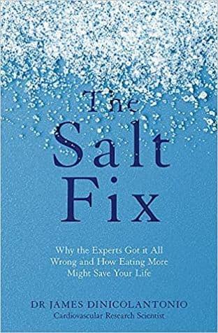 DiNicolantonio, Dr James - The Salt Fix