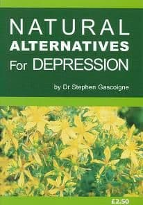 Gascoigne, Dr S - Natural Alternatives for Depression