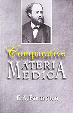 Farrington, E A - Comparative Materia Medica