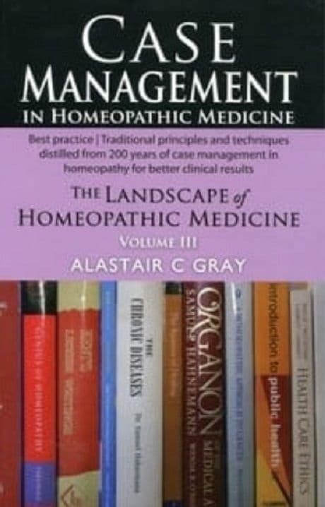 Gray, Alasdair - Case Management: