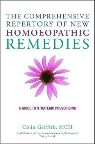 Griffith, C - The Comprehensive Repertory of New Homoeopathic Remedies