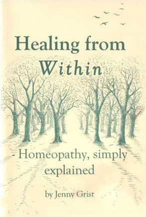 Grist, J - Healing From Within