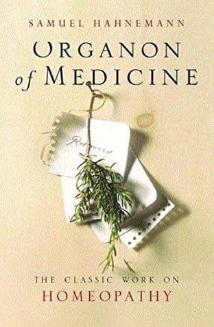 Hahnemann, Samuel - Organon of Medicine (2nd Hand)