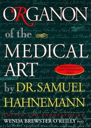 Hahnemann, Samuel - Organon of the Medical Art (ed. Brewster O'Reilly)