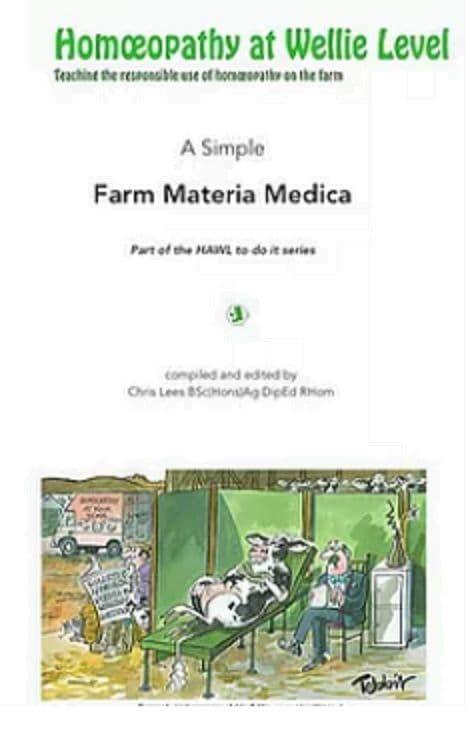 HAWL - A Simple Farm Materia Medica