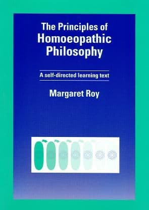 Roy, M - The Principles of Homoeopathic Philosophy