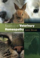 Hoare, J - Repertory of Veterinary Homeopathy