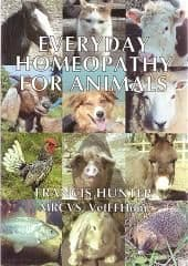 Hunter, F - Everyday Homeopathy for Animals