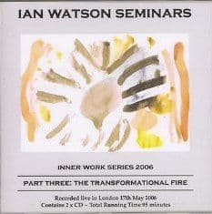 Watson, I - Inner Working Series - Part Three: The Transformational Fire