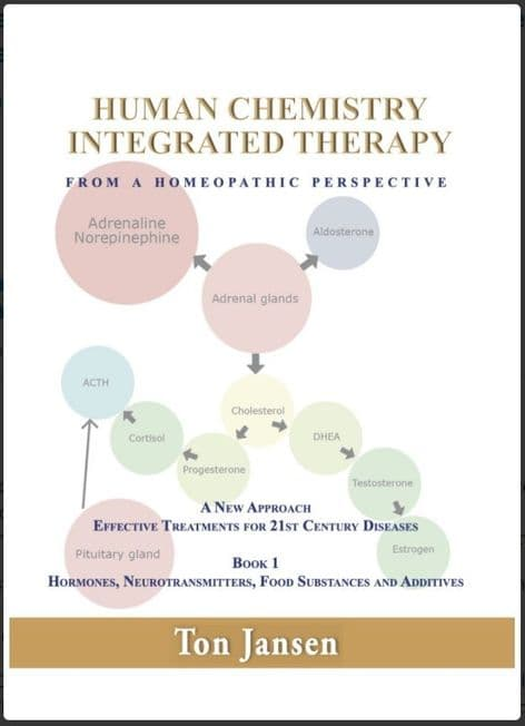 Jansen, Ton - Human Chemistry: Integrated Therapy from a Homeopathic Perspective