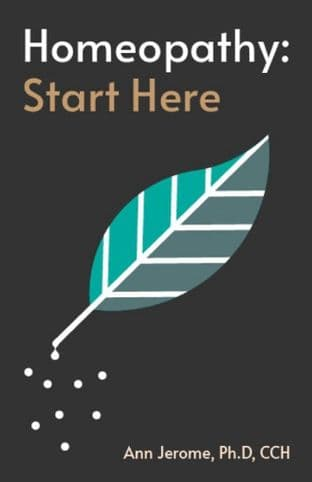 Jerome, Ann - Homeopathy: Start Here