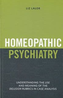 Lalor, Liz - Homeopathic Psychiatry