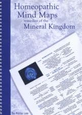 Lee, A - Homeopathic Mind Maps: Remedies of the Mineral Kingdom (Vol 2)