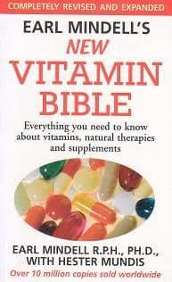 Mindell, E - New Vitamin Bible