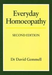 Gemmell, D - Everyday Homoeopathy (2nd Edition)