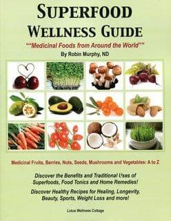 Murphy, R - Superfood Wellness Guide
