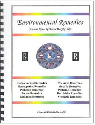 Murphy, Robin - Environmental Remedies