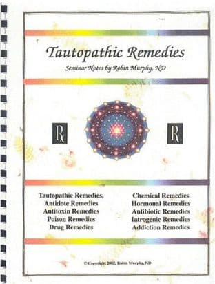 Murphy, Robin - Tautopathic Remedies
