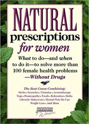 Natural Prescriptions for Women (2nd Hand)
