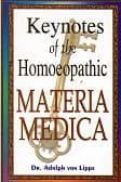 Von Lippe, A -  Keynotes of the Homoeopathic Materia Medica