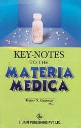 Guernsey, H N - Key-Notes to the Materia Medica