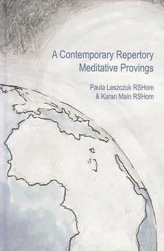 Leszczuc, P - A Contemporary Repertory: Meditative Provings