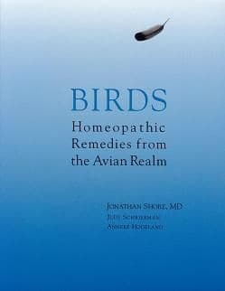 Shore, J - Birds: Homeopathic Remedies from the Avian Realm