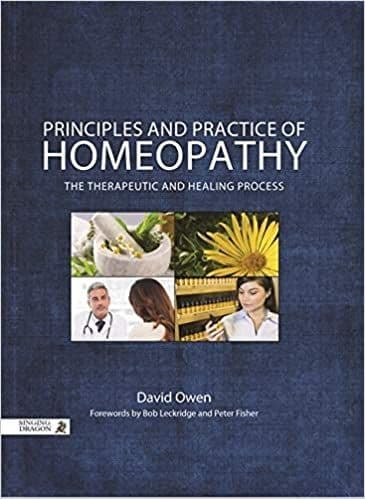 Owen, D - The Principles and Practice of Homeopathy
