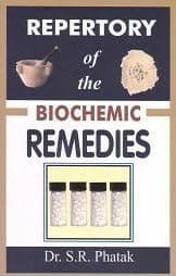 Phatak, Dr S R - Repertory & Materia Medica of Biochemic Remedies