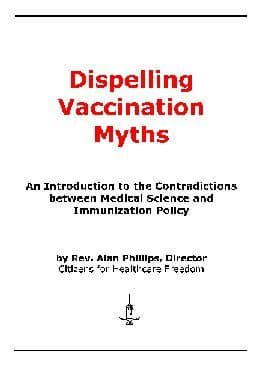 Phillips, Rev A - Dispelling Vaccination Myths