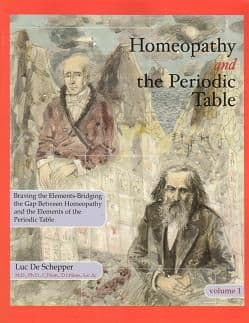 de Schepper, Dr L - Homeopathy and the Periodic Table