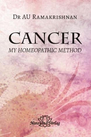 Ramakrishnan AU - Cancer, My Homeopathic Method