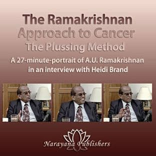 Ramakrishnan, Dr A U - The Ramakrishnan Approach To Cancer