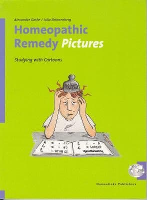 Gothe, A & Drinnenberg, J - Homeopathic Remedy Pictures