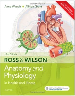 Ross & Wilson - Anatomy and Phsyology in Health and Illness (13th edition)