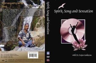 Sankaran, Dr R - Spirit, Song and Sensation