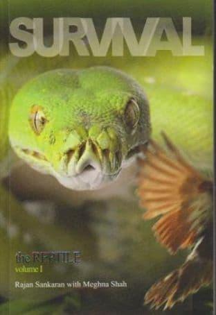 Sankaran, Dr R - The Reptile (two volumes)