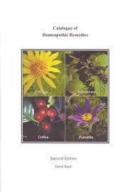 Sault, D - Catalogue of Homeopathic Remedies
