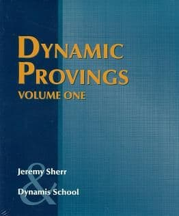Sherr, J - Dynamic Provings: Volume 1