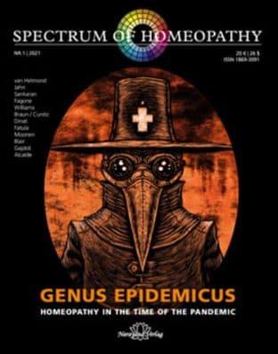 Spectrum of Homeopathy: Genus Epidemicus