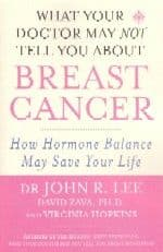 Lee, Dr J - What Your Doctor May Not Tell You About Breast Cancer