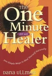 Ullman, D - The One Minute Healer
