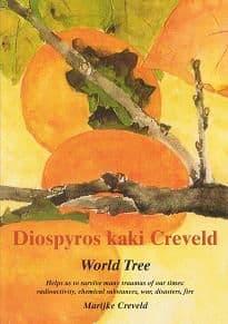 Creveld, M - Diospyros kaki Creveld: World Tree