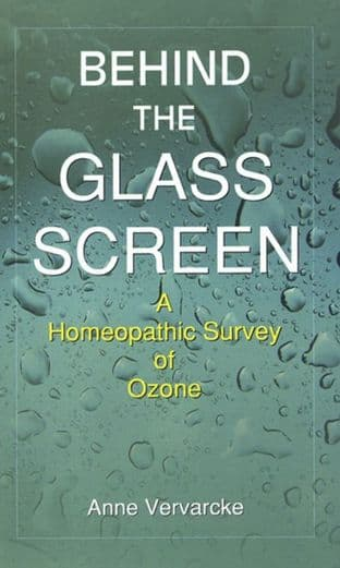Vervarcke, Anne - Behind the Glass Screen