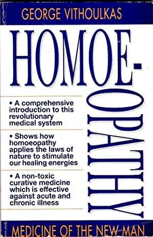 Vithoulkas, G - Homeopathy, Medicine for the New Man (2nd hand) (1)