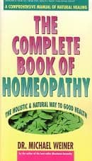 Weiner, M - The Complete Book of Homeopathy