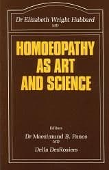 Wright Hubbard, E - Homoeopathy as Art and Science