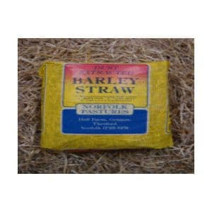 Norfolk Pastures Dust Extracted Straw
