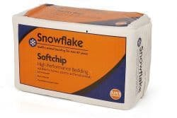 Snowflake Softchip Bale