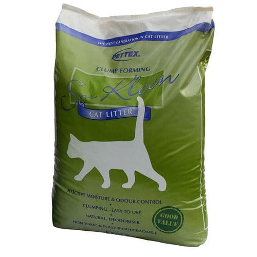 So-Kleen Cat Litter 20kg